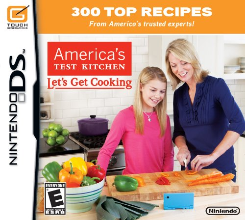 America's Test Kitchen Let's Ge (Nintendo DS) [USED CO]