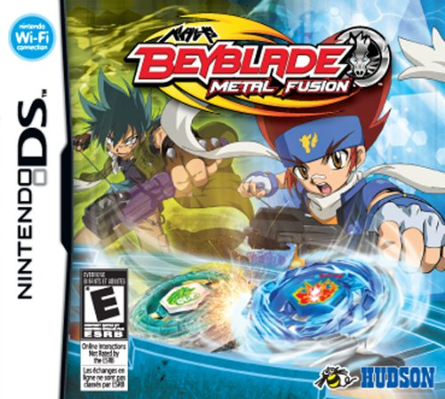 Beyblade Metal Fusion (Nintendo DS) [USED CO]