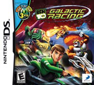 Ben 10 Galactic Racing (Nintendo DS) [USED CO]