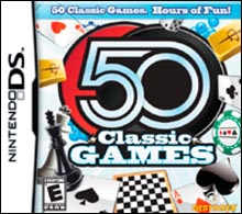 50 Classic Games (Nintendo DS) [USED CO]
