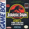 Jurassic Park Part 2 The Chaos (Game Boy) [USED CO]