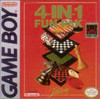4 In 1 Funpak - Checkers, Backg (Game Boy) [USED CO]