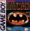 Batman The Video Game (Game Boy) [USED CO]