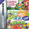 CandyLand / Chutes & Ladders / (Game Boy Advance) [USED CO]