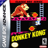 Classic NES Series Donkey Kong (Game Boy Advance) [USED CO]