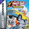 Crazy Taxi Catch a Ride (Game Boy Advance) [USED CO]