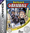 Backyard Baseball (Game Boy Advance) [USED CO]