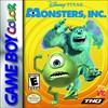 Disney/Pixar Monsters, Inc. (Game Boy Color) [USED CO]