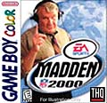 Madden NFL 2000 (Game Boy Color) [USED CO]