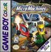 Micro Machines V3 (Game Boy Color) [USED CO]