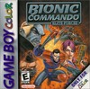 Bionic Commando Elite Forces (Game Boy Color) [USED CO]
