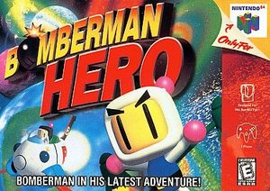 Bomberman Hero (Nintendo 64) [USED CO]