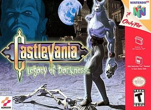 Castlevania Legacy of Darkness (Nintendo 64) [USED CO]