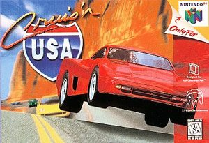 Cruis'n USA (Nintendo 64) [USED CO]