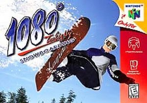1080 TenEighty Snowboarding (Nintendo 64) [USED CO]