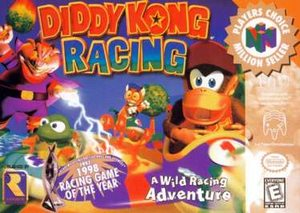 Diddy Kong Racing (Nintendo 64) [USED CO]