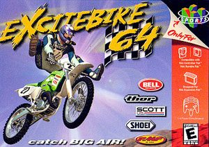 Excitebike 64 (Nintendo 64) [USED CO]