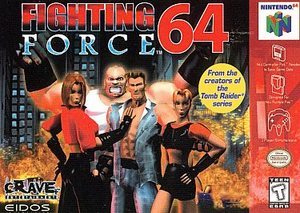 Fighting Force 64 (Nintendo 64) [USED CO]