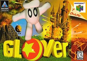 Glover (Nintendo 64) [USED CO]
