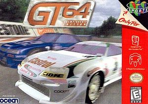 GT 64 Championship Edition (Nintendo 64) [USED CO]