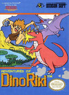 Adventures of Dino Riki (NES) [USED CO]