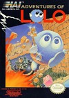 Adventures of Lolo (NES) [USED CO]