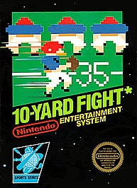 10-Yard Fight (NES) [USED CO]