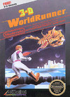 3-D WorldRunner (NES) [USED CO]