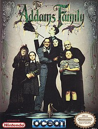 Addams Family, The (NES) [USED CO]
