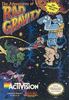 Adventures of Rad Gravity, The (NES) [USED CO]