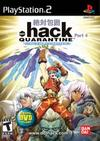 .hack//Quarantine Part 4 (Playstation 2) [USED DO]