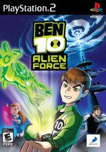 Ben 10 Alien Force The Game (Playstation 2) [USED DO]