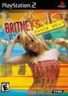 Britney's Dance Beat (Playstation 2) [USED]