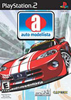 Auto Modellista (Playstation 2) [USED DO]