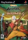 Avatar The Last Airbender The Burn (Playstation 2) [USED]