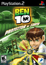 Ben 10 Protector of Earth (Playstation 2) [USED]