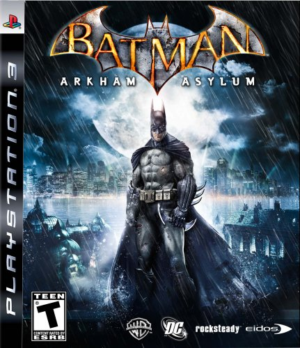 Batman Arkham Asylum (Playstation 3) [USED]