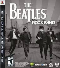Beatles Rock Band, The (Game Only) (Playstation 3) [USED]