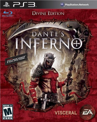 Dante's Inferno Divine Edition (Playstation 3) [USED DO]
