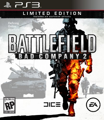 Battlefield Bad Company 2 (Playstation 3) [USED]