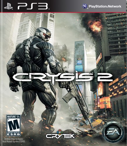 Crysis 2 (Playstation 3) [USED DO]