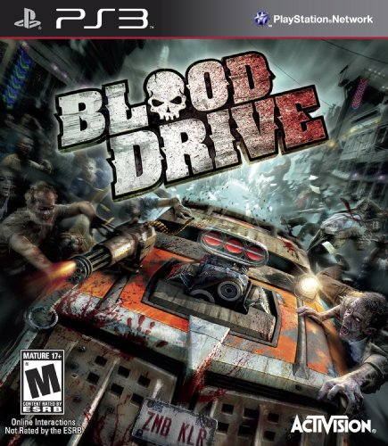 Blood Drive (Playstation 3) [USED DO]