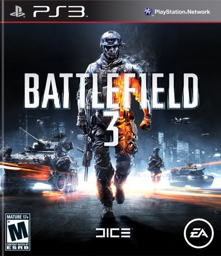 Battlefield 3 (Playstation 3) [USED]