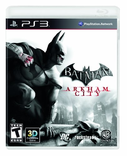 Batman Arkham City (Playstation 3) [USED DO]