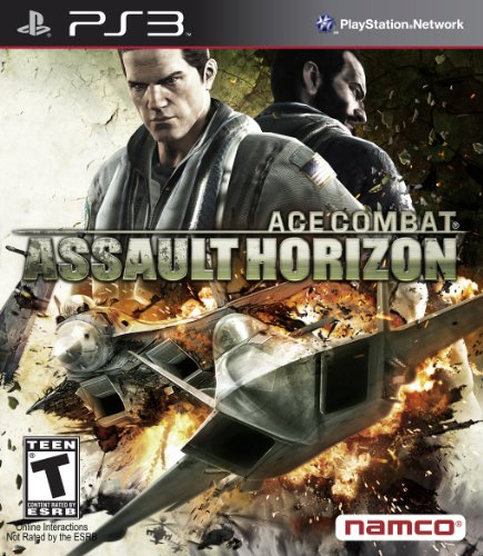 Ace Combat Assault Horizon (Playstation 3) [USED]