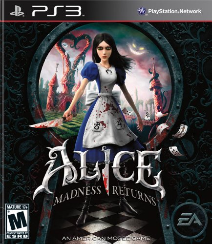 Alice Madness Returns (Playstation 3) [USED]