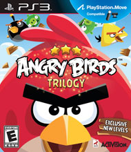 Angry Birds Trilogy (Playstation 3) [USED]