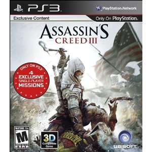 Assassin's Creed III (Playstation 3) [USED DO]