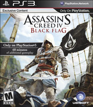 Assassin's Creed IV Black Flag (Playstation 3) [USED]