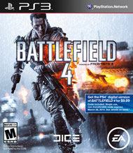 Battlefield 4 (Playstation 3) [USED]